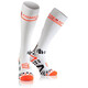 Compressport Full Socks V2.1 - Calcetines Running - blanco